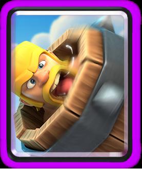 Barbarian Barrel